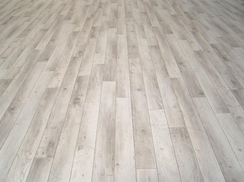 Pvc Bodenbelag Holzoptik Planken Weißgrau 400 Cm Breite Pro Qm = 9 von Pvc Boden Fliesenoptik Grau Photo