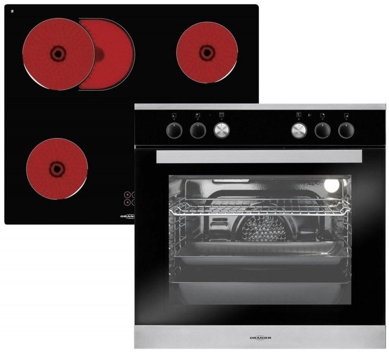Rabattpreisvergleich  Elektroartikel > Haushaltselektronik von Siemens Einbauherd Set Eq231Ek03B Bild