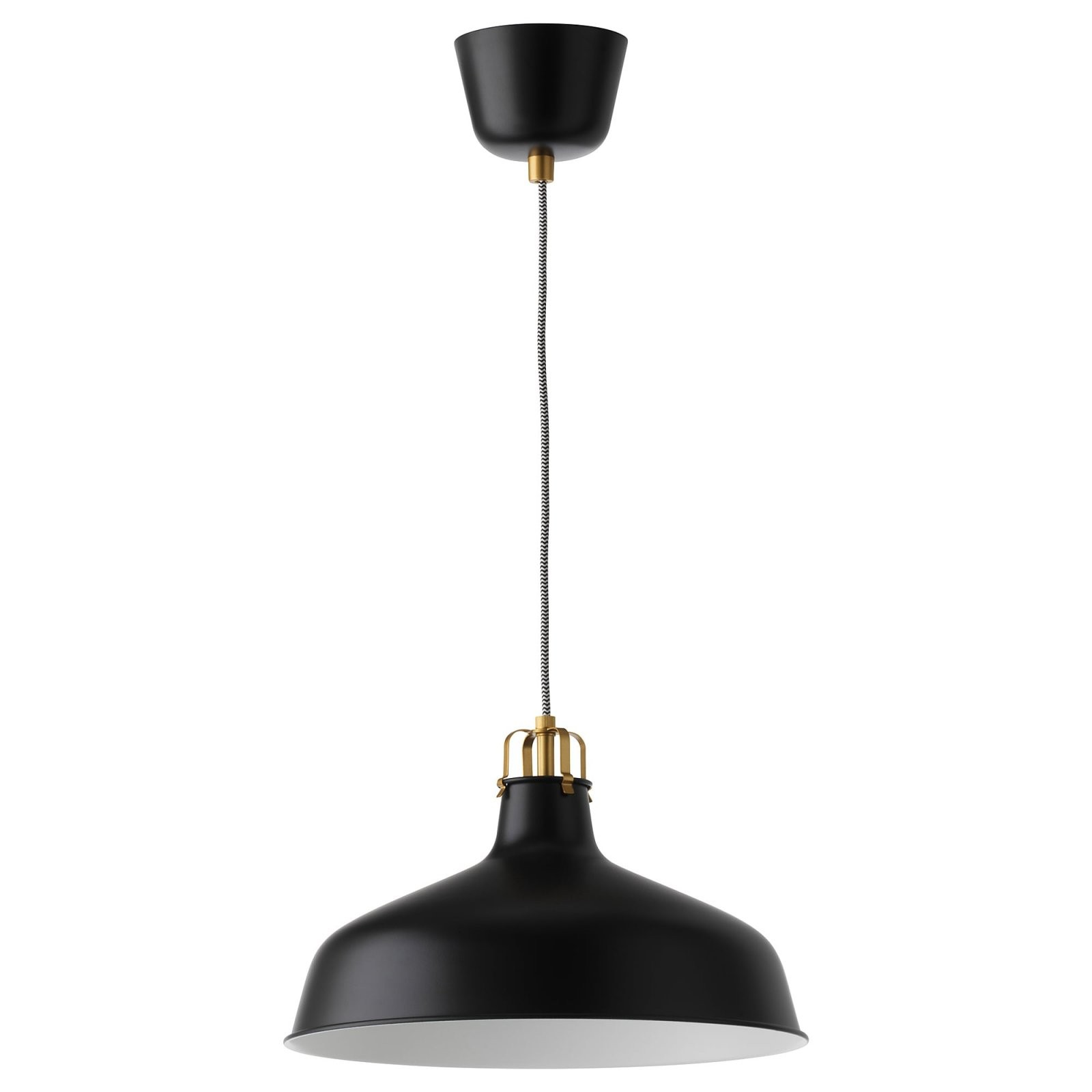 Ranarp Hängeleuchte  Schwarz  Ikea von Ikea Lampe Schwarz Kupfer Bild