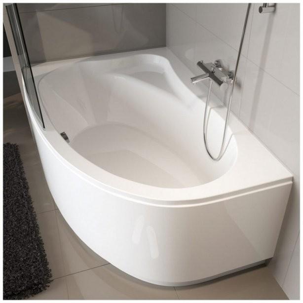 Raumspar Badewanne 140  Haus Ideen von Whirlpool Einlage Für Badewanne Bild