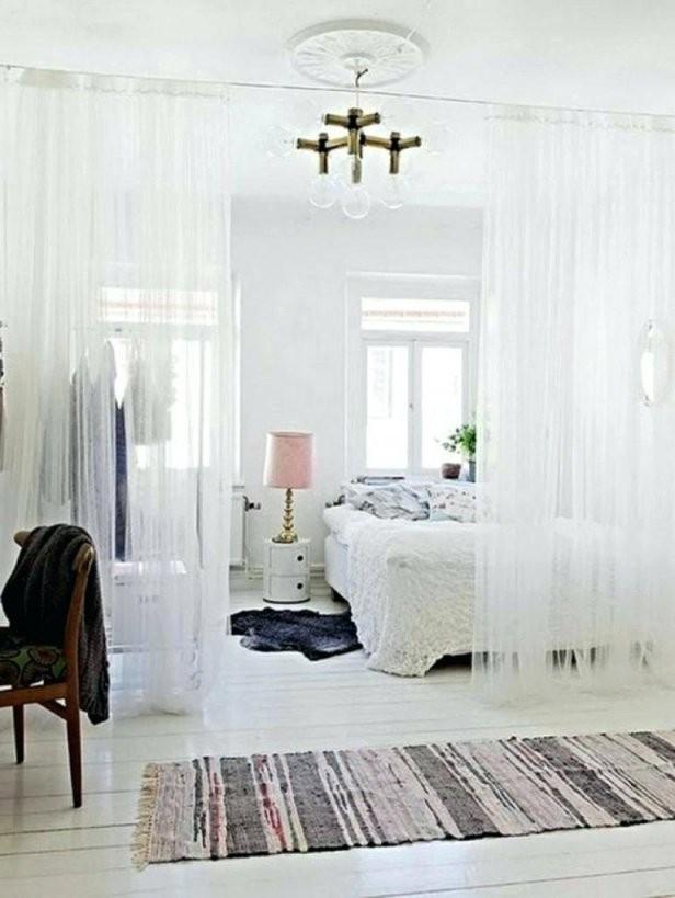 Raumteiler Vorhang Groa Tolles Inspirationen Fuer Dezente von Raumteiler Vorhang Selber Machen Photo