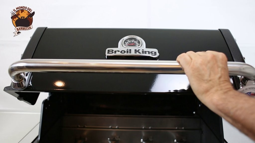 Recensione Broil King Baron 440  Youtube von Broil King Baron 440 Test Bild