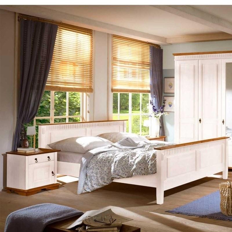 Richten Sie Ihr Schlafzimmer Komplett Im Landhausstil Ein von Schlafzimmer Im Landhausstil Weiß Bild