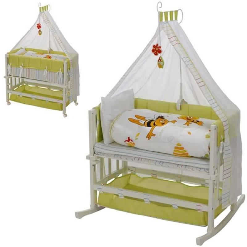 Roba Room Bed Babysitter 4In1 Biene Maja von Roba Stubenbett Babysitter 4In1 Bild