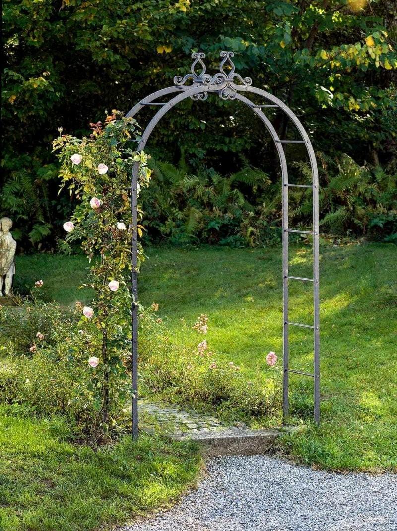 Rosenbogen Selber Bauen Schön Einmal Ein Anderer Rosenbogen Garten von Rosenbogen Aus Holz Selber Bauen Photo