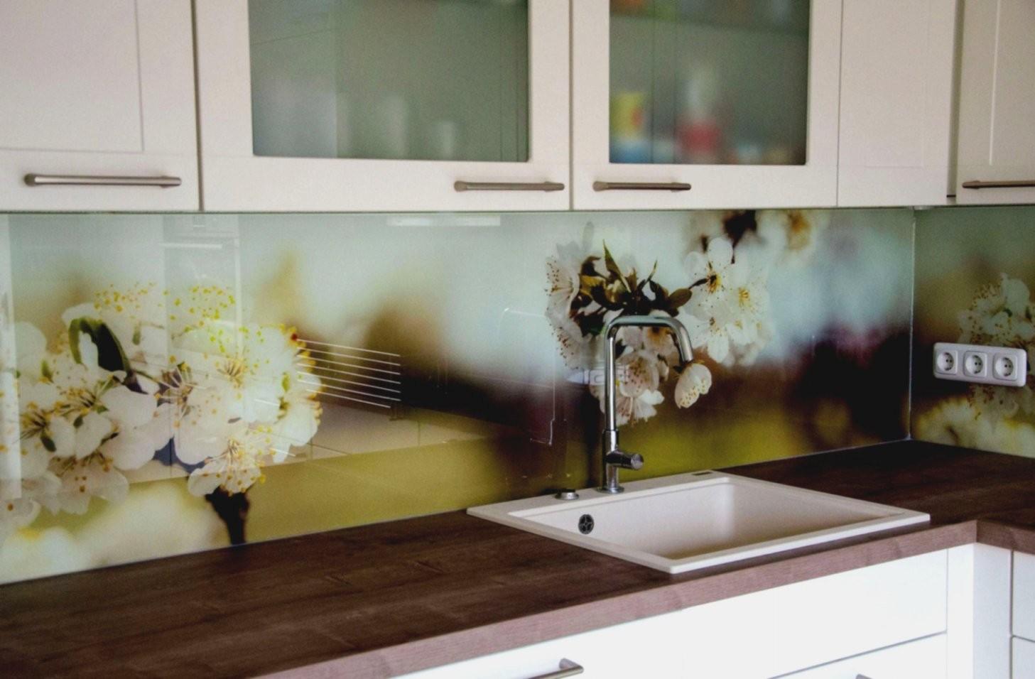 Rückwand Küche Selber Bauen  Küchenlampe Ikea 15 Deko Idee Ideen von Spritzschutz Küche Selber Machen Bild