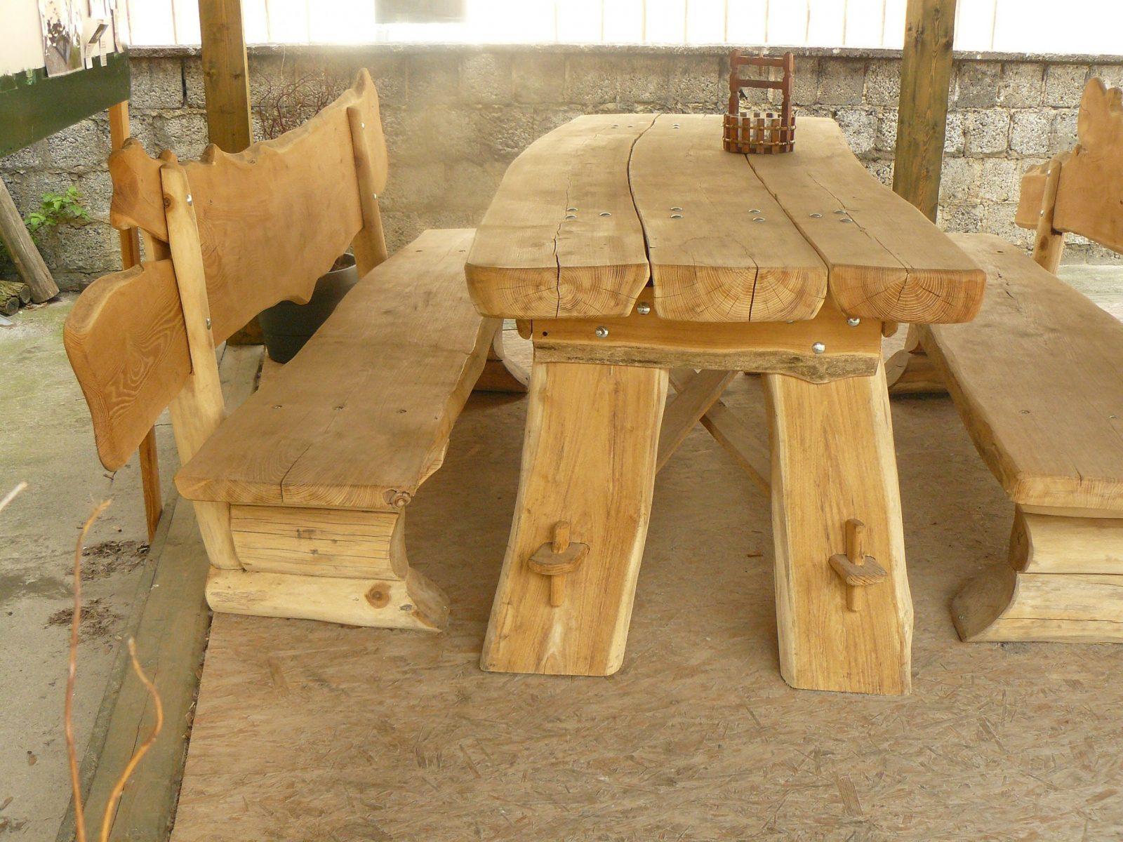 Rustikale Gartenmobel Aus Holz Unglaublich Rustikale Gartenmöbel Aus von Rustikale Gartenmöbel Aus Polen Bild