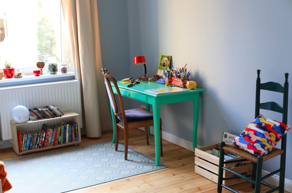 Sams Neues ( Kinder  ) Zimmer  Lucie Marshalllucie Marshall von Alpina Ruhe Des Nordens Photo