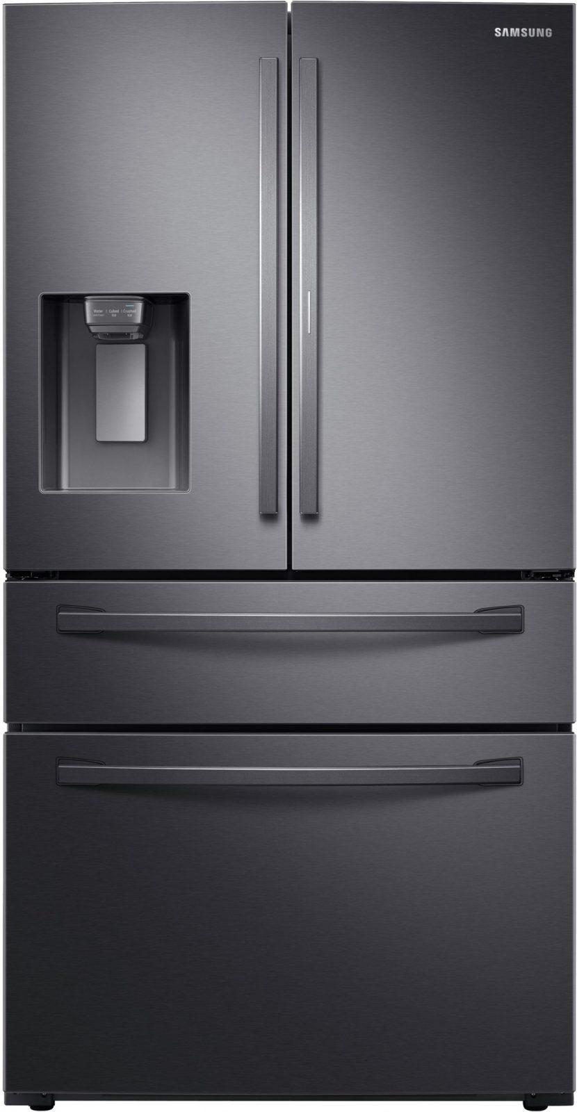 Samsung Refrigerators von Side By Side Samsung Schwarz Bild