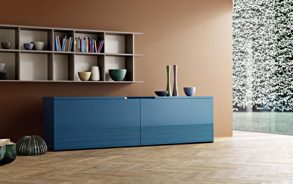San Giacomo Sideboard Groove Made In Italy Products Available von San Giacomo Möbel Italien Photo