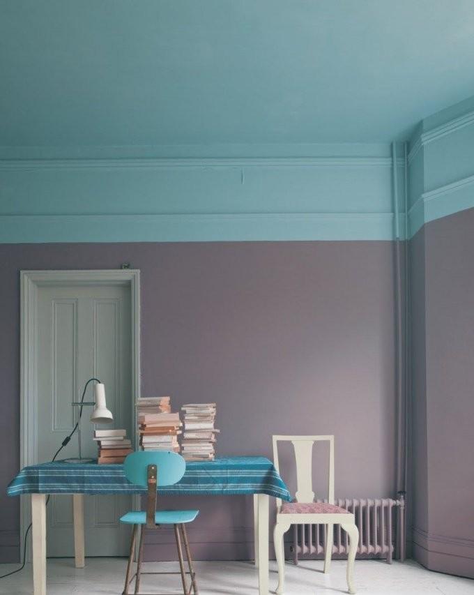 Satte Farben Und Tolle Wanddeko Ideen  Trendomat von Wanddeko Ideen Mit Farbe Bild