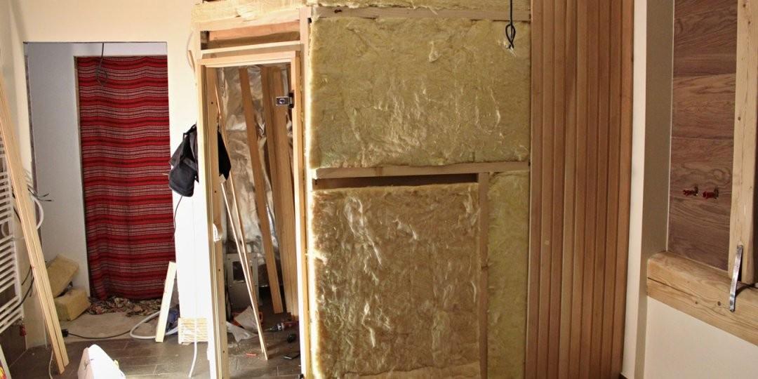 Saunabau Planung Und Montage Der Eigenen Heimsauna von Sauna Im Keller Einbauen Bild
