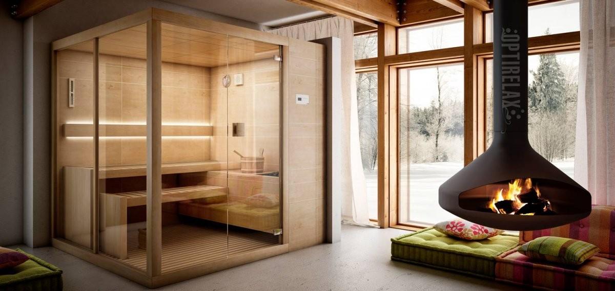 Saunaeinbau  Optirelax Blog von Sauna Im Keller Einbauen Bild