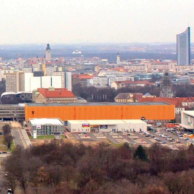 Sb Möbel Boss  Alte Messe Leipzig  Abasix von Möbel Boss Leipzig Alte Messe Photo