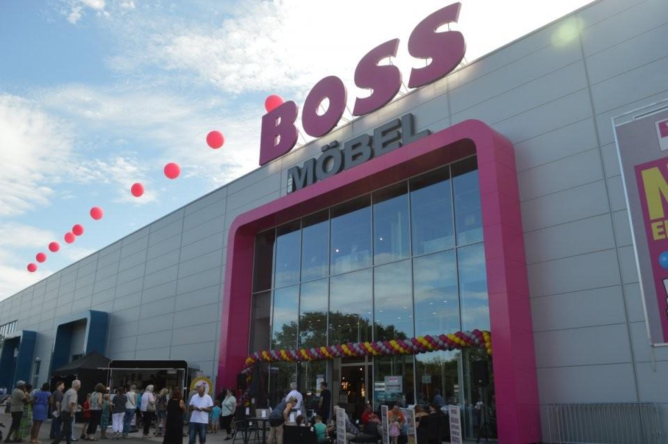 Sb Möbel Boss Feiert Eröffnung In Osnabrück  Hasepost von Möbel Boss Hameln Öffnungszeiten Bild