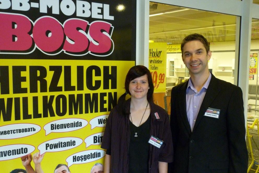 Sb Möbel Boss Handels Gmbh  Co Kg Altenburg  Schülern Wirtschaft von Sb Möbel Boss Gera Photo