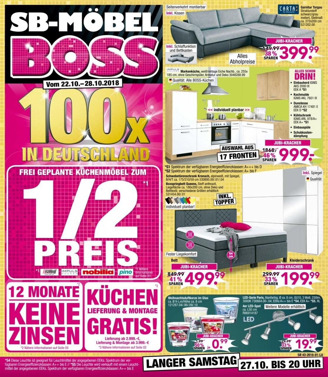 Sb Möbel Boss Prospekte In Lippstadt Angebote Mit Aktionen Best Of von Sb Möbel Boss Lippstadt Photo