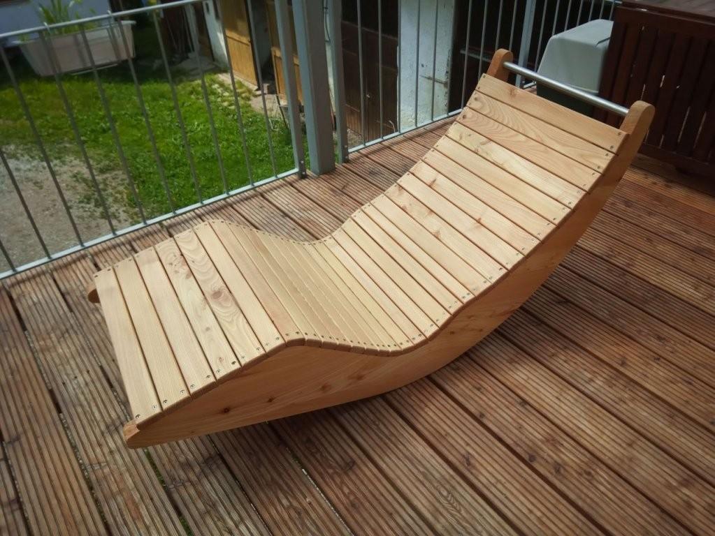 Schaukelliege  Bauanleitung Zum Selberbauen  12Do  Deine von Schaukelliege Holz Selber Bauen Bild