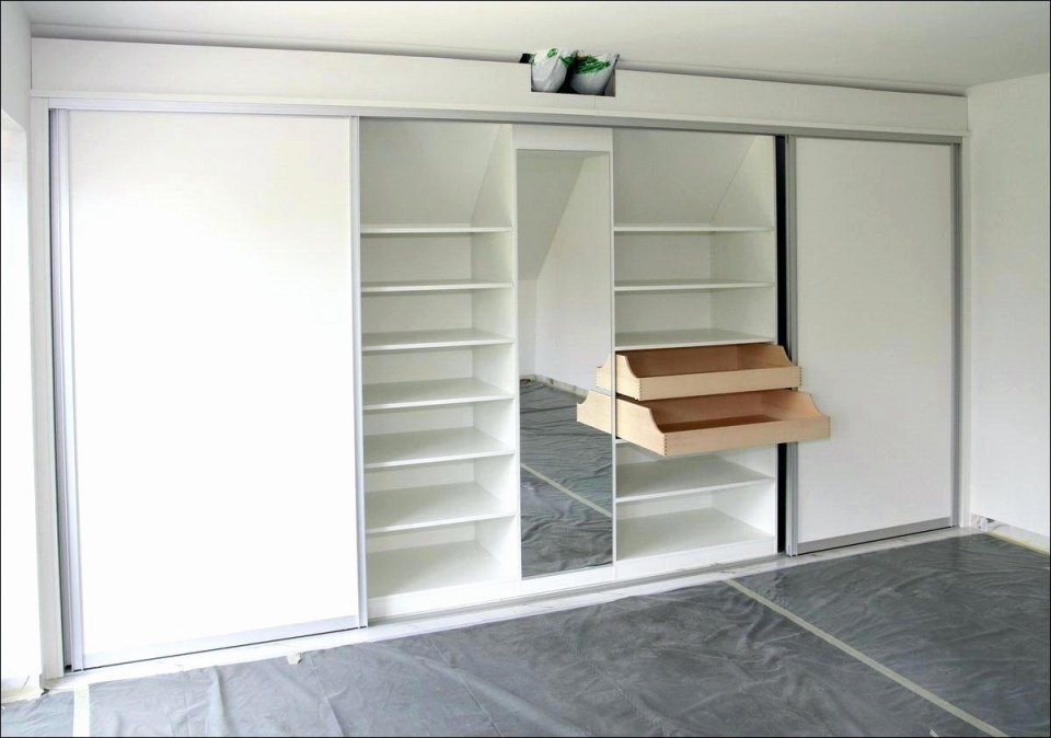 Schiebetür Selber Bauen Schrank  Cabinetworlddesign von Schrank Mit Schiebetüren Selber Bauen Photo
