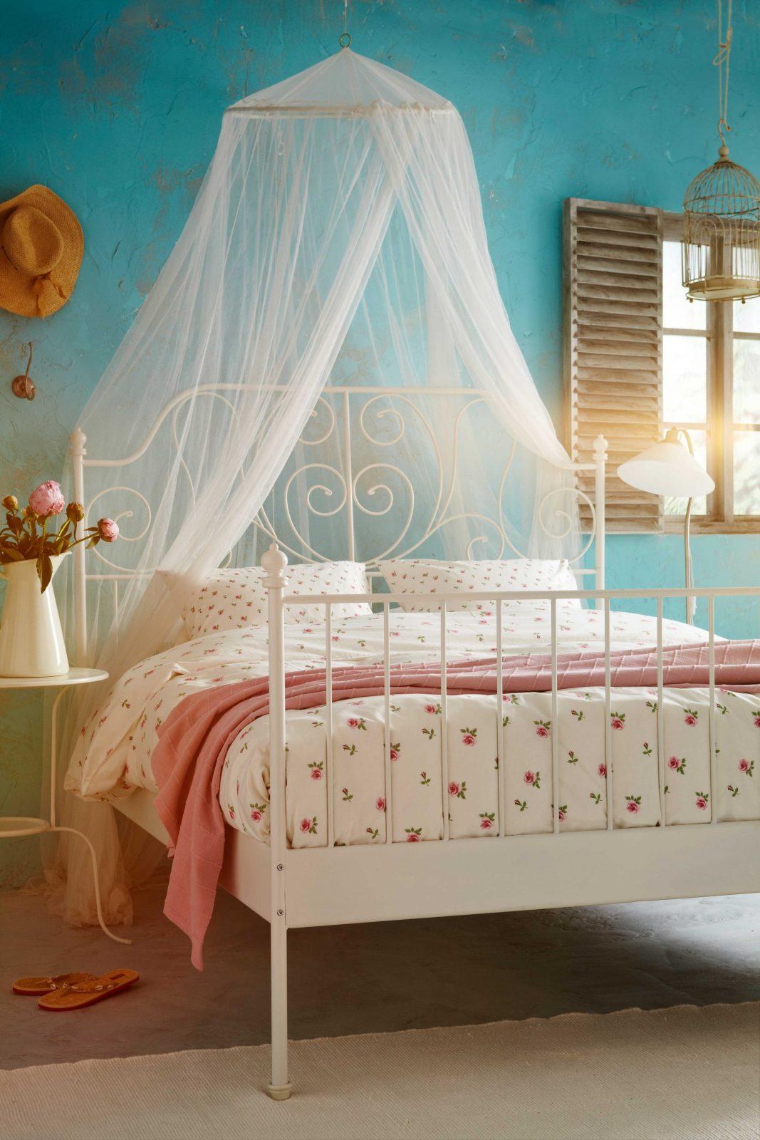 Schlafzimmer  Betten Matratzen  Schlafzimmermöbel  Ikea von Himmel Für Bett Ikea Bild