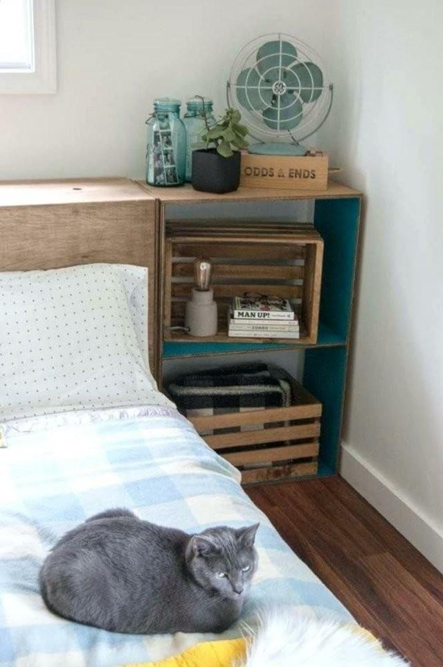Schlafzimmer Deko Selber Machen 48 Ideen  Diy Selbermachen Ideen von Günstige Wohnideen Zum Selber Machen Bild