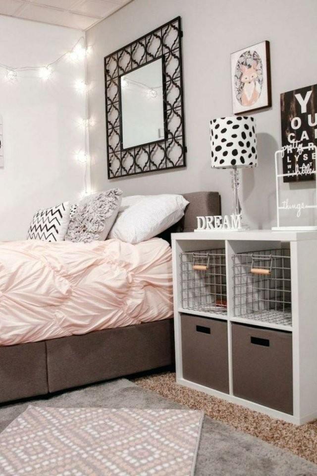 Schlafzimmer Deko Selber Machen 48 Ideen  Haus Deko  Teenager von Haus Dekoration Selber Machen Photo