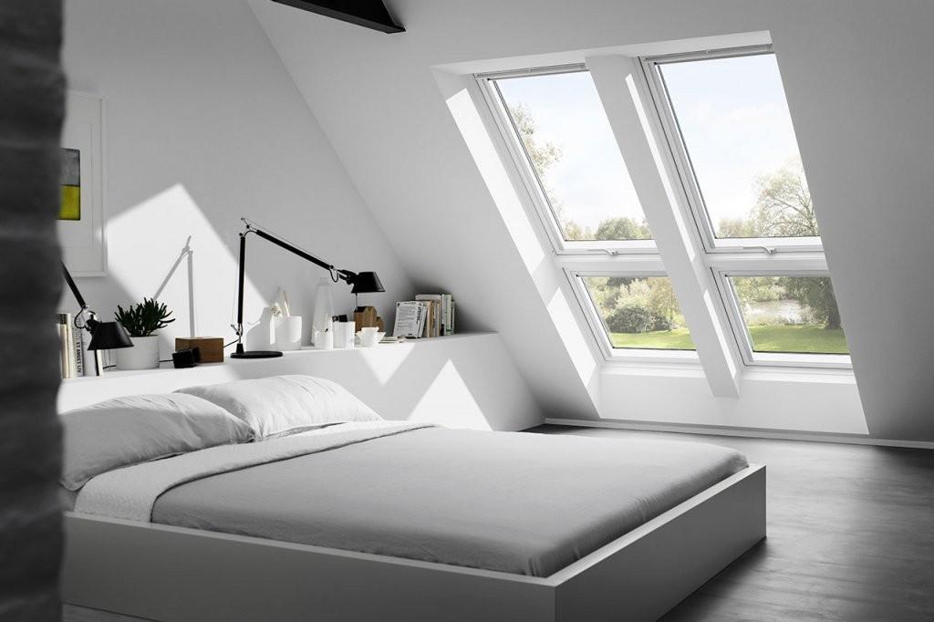 Schlafzimmer Renovieren Mit Velux Dachfenstern von Schlafzimmer Renovieren Ideen Bilder Photo