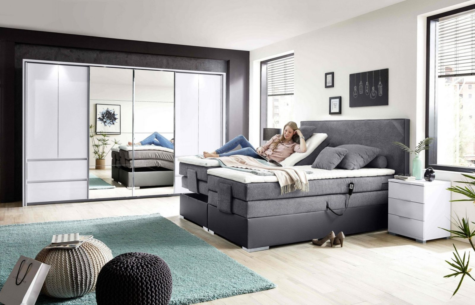 Schlafzimmermöbel Hier Anschauen  Möbel As von Möbel As Bruchsal Angebote Bild