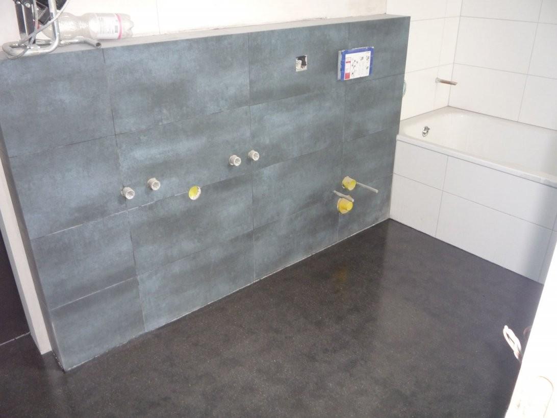 Schleifenversiegeln  Anhydrit Unterlagsböden Anhydritboden von Kann Man Fußboden Fliesen Streichen Bild