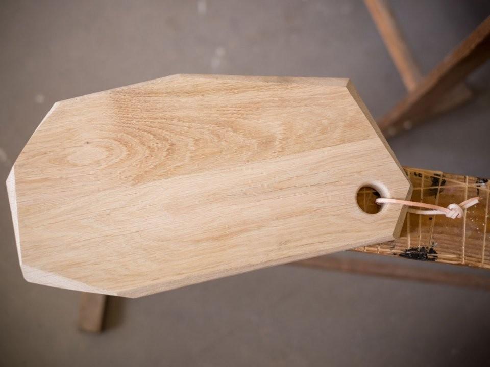 Schneidebrett Aus Holz Selber Bauen So Geht's von Vesperbrett Holz Selber Machen Photo