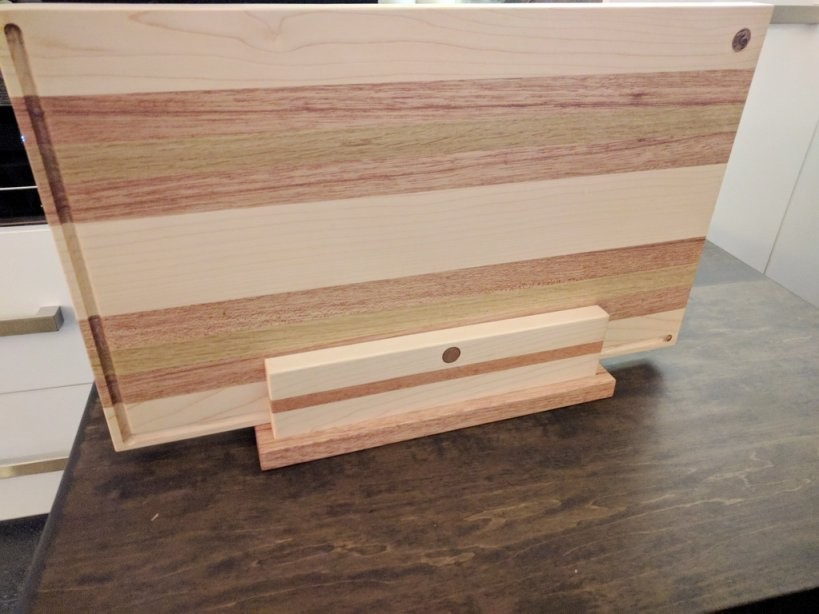 Schneidebrett Selber Bauen  Holzwerkerblog  Holzwerken Als Hobby von Vesperbrett Holz Selber Machen Bild