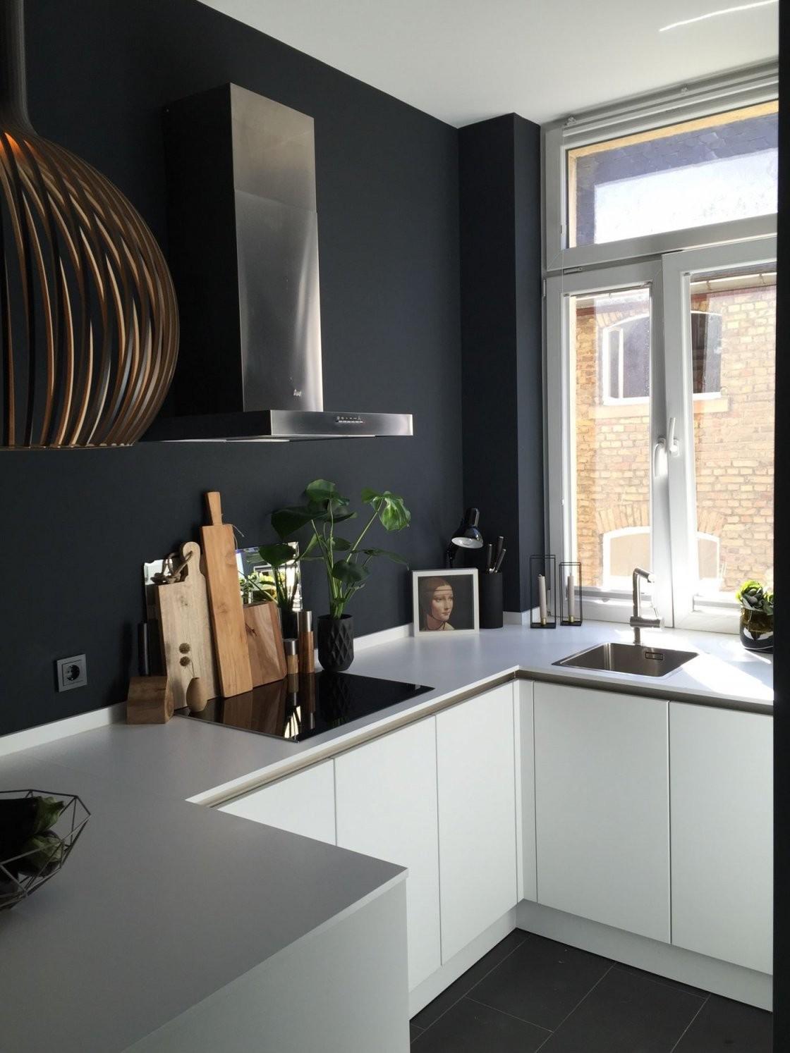 Schöne Ideen Für Die Wandfarbe In Der Küche von Wände Streichen Ideen Küche Photo