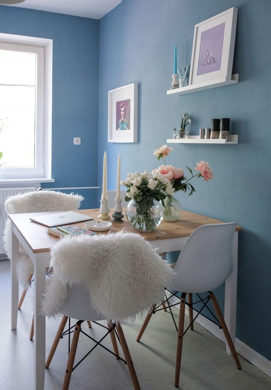 Schöner Wohnen Wandfarbe  Wohnklamotte von Schöner Wohnen Schlafzimmer Farbe Bild
