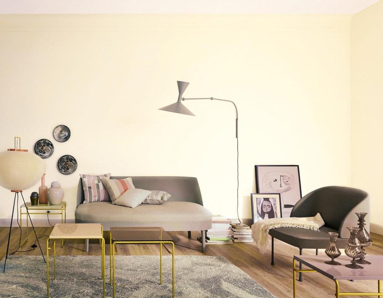 Schöner Wohnenfarbe Creme von Bilder Wohnzimmer Schöner Wohnen Bild