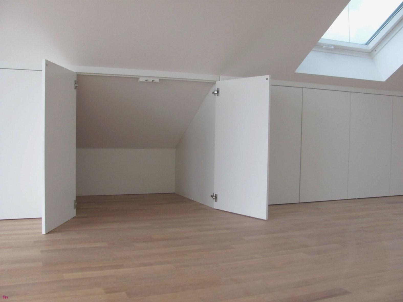 Schrank In Der Dachschräge  Cabinetworlddesign von Kleiderschrank Für Dachschräge Ikea Photo