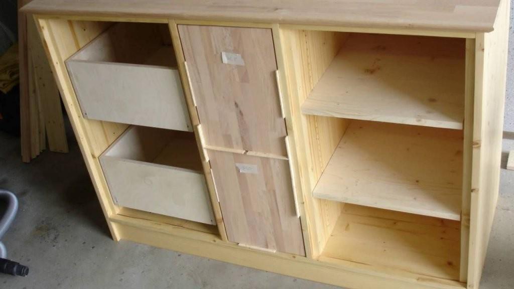 Schrank Schiebetüren Selber Bauen Küchen Schrank Aus Holz Selber von Schrank Mit Schiebetüren Selber Bauen Photo