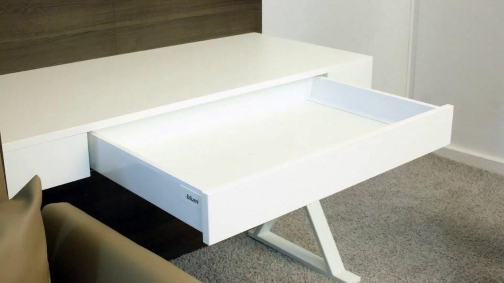 Schrankbett Wandbett Mit Sofa Soft Office Schreibtisch Panel  Youtube von Schrankbett Mit Integriertem Schreibtisch Bild