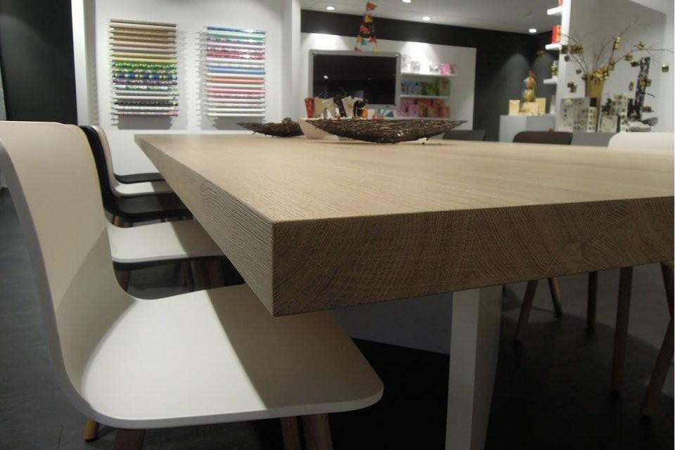 Schreinerei Rippel Coburg  Vollholztisch Eckbank Esstisch  Stühle von Eckbank Für Runden Tisch Photo
