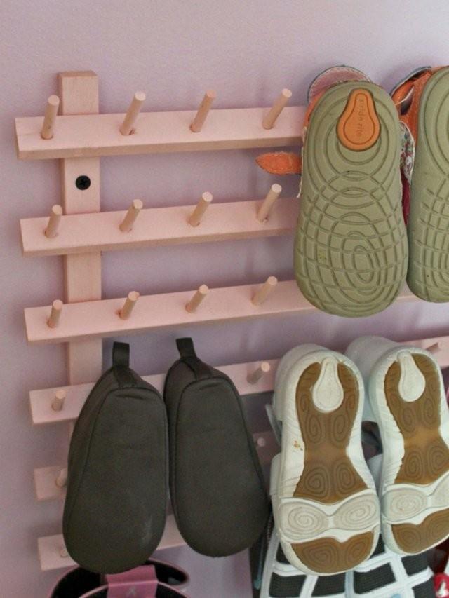 Schuhregal Selber Bauen – Coole Ideen Und Anleitungen von Schuhregal Selber Bauen Bauanleitung Photo