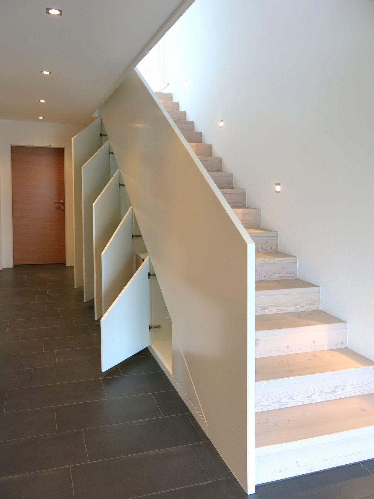 Schuhschrank Unter Offener Treppe — Temobardz Home Blog von Stauraum Unter Offener Treppe Bild