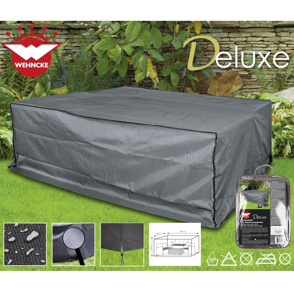 Schutzhülle Für Gartenmöbel Sitzgruppe Lounge Gartenbank Abdeckung von Gartenbank Abdeckung 180 Cm Bild