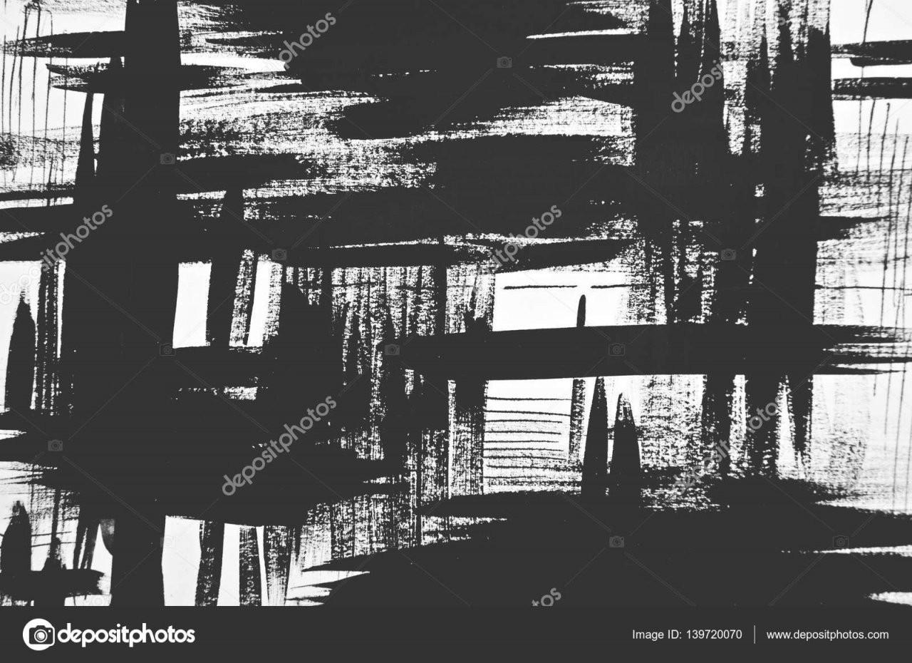 Schwarzweiß Gemalten Hintergrund — Stockfoto © Alexis84 139720070 von Gemalte Bilder Schwarz Weiß Bild