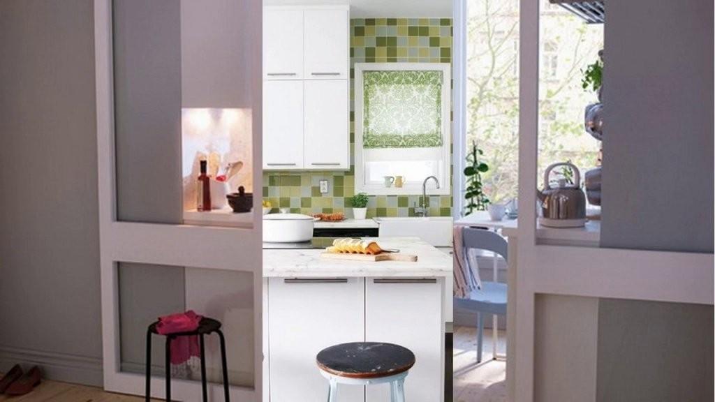 Sehr Kleine Küche Design Ideen  Youtube von Kleine Küche Gestalten Ideen Bild