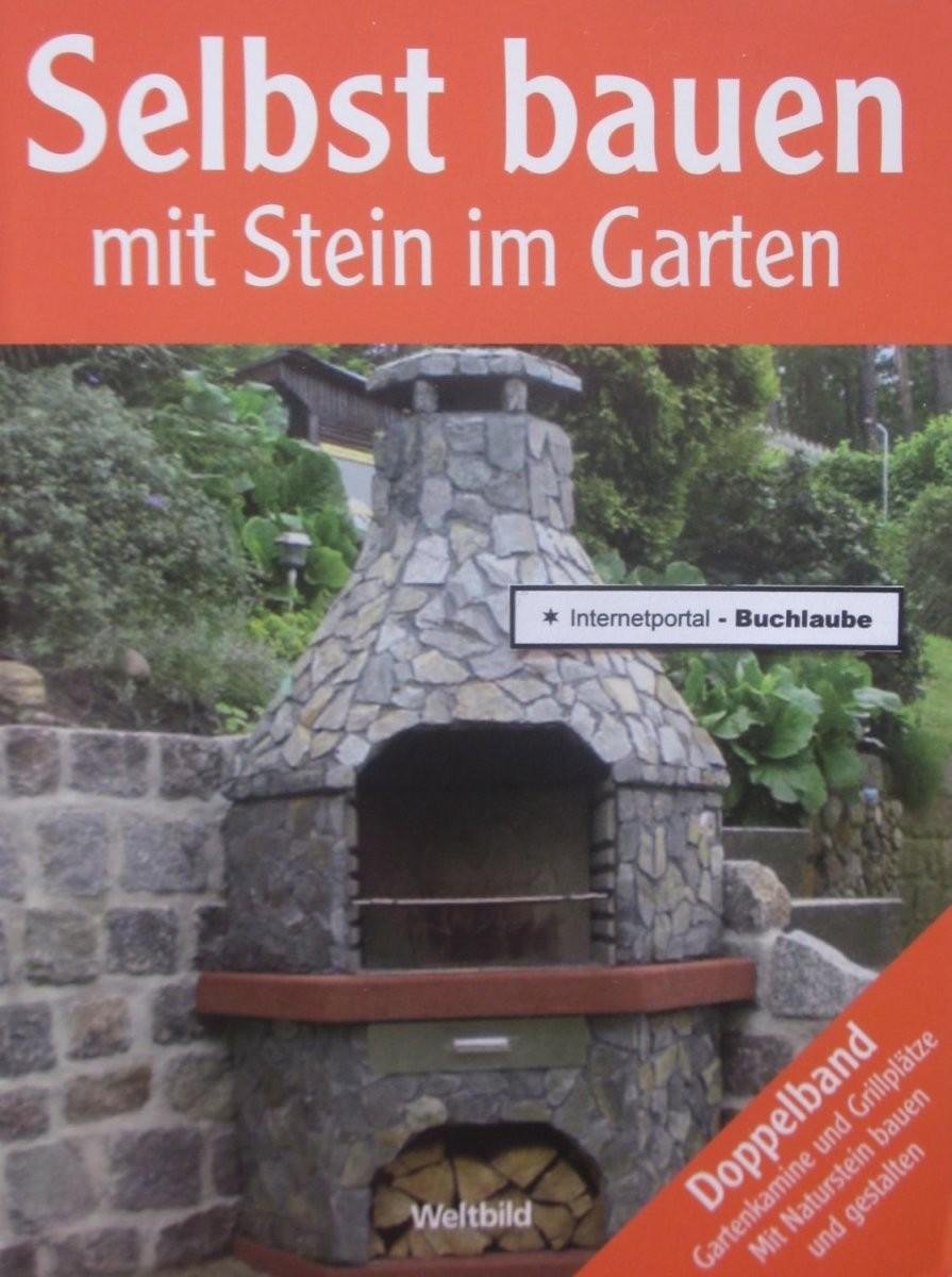 """Selbst Bauen Mit Stein Im Garten"""" – Buch Erstausgabe Kaufen von Gartenkamin Aus Stein Selber Bauen Photo"""