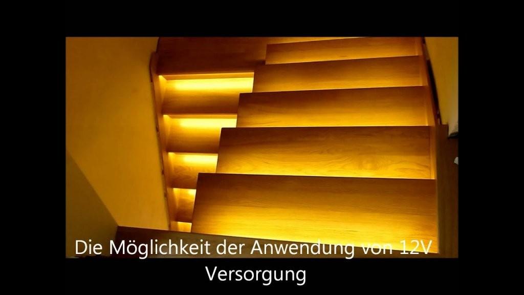 Sensorgesteuerte Treppenbeleuchtung  Der Controller  Ein von Flur Und Treppenbeleuchtung Mit Bewegungsmelder Photo