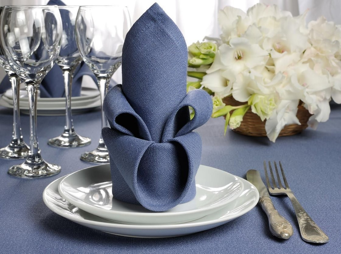 Servietten Falten Für Die Hochzeit – Top 10 Ideen Tipps  Beispiele von Servietten Falten Hochzeit Anleitung Photo