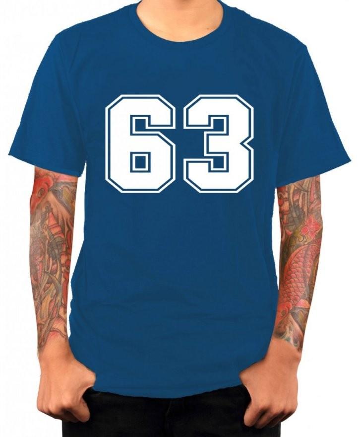 Shirt 63  Sie Nannten Ihn Mücke  Beidseitig von Bud Spencer Mücke 63 Bild