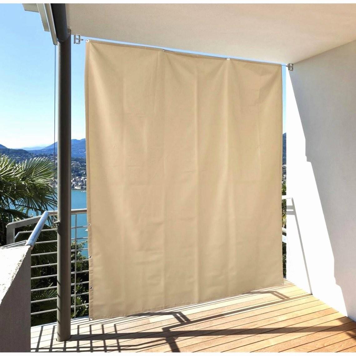 Sichtschutz Balkon Seitlich Ohne Bohren 45 Skizze Planen Von von Sichtschutz Balkon Ohne Bohren Bild