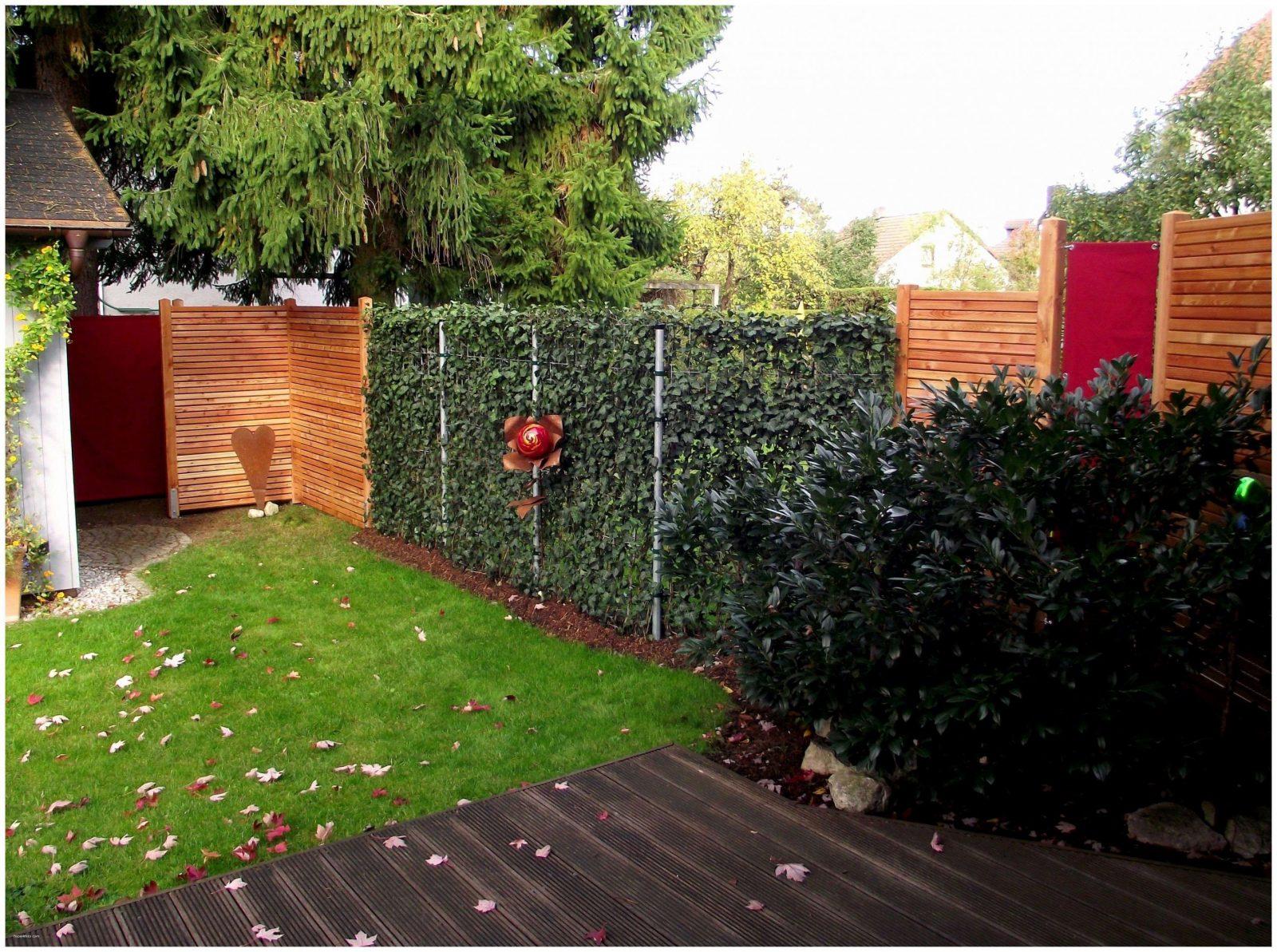 Sichtschutz Garten Ideen Günstig Luxus 30 Schön Terrasse Mit Mauer von Sichtschutz Garten Ideen Günstig Bild