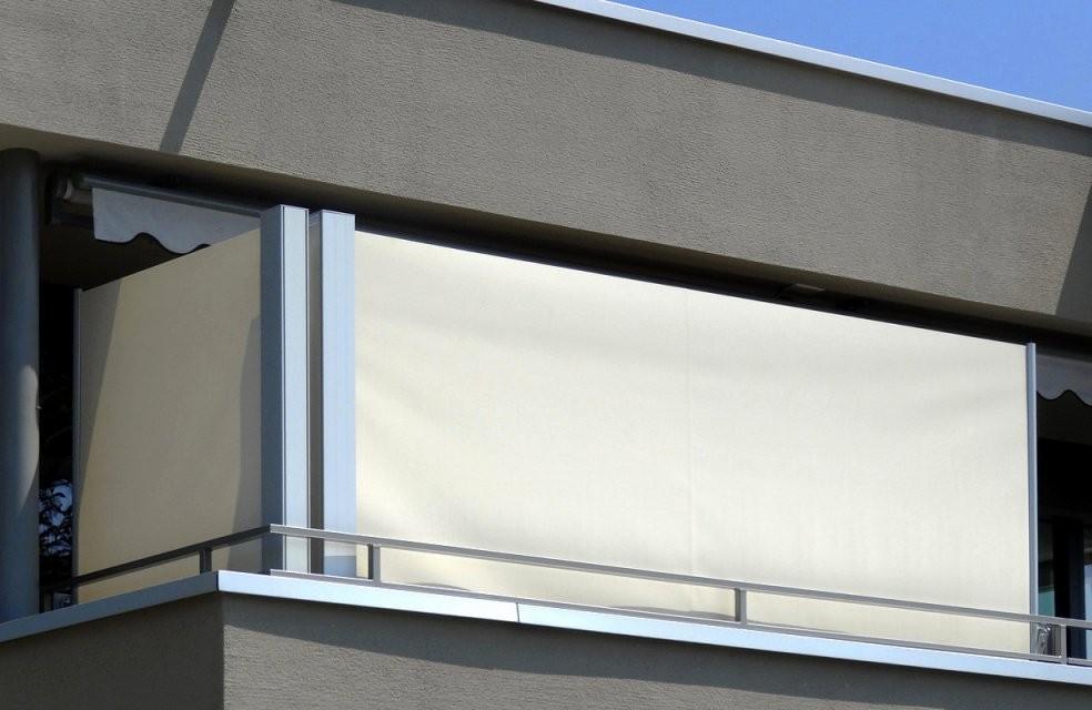 Sichtschutz Terrasse Ohne Bohren Einzigartig Sichtschutz Sonnensegel von Seitlicher Sichtschutz Für Balkon Ohne Bohren Bild